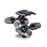 Manfrotto MHXPRO-3W X-PRO 3 Way Head With Retractable Levers