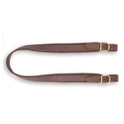 Image of Maremmano Canvas and Leather Sling - Brown