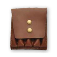 Maremmano Leather Rifle Ammunition Pouch