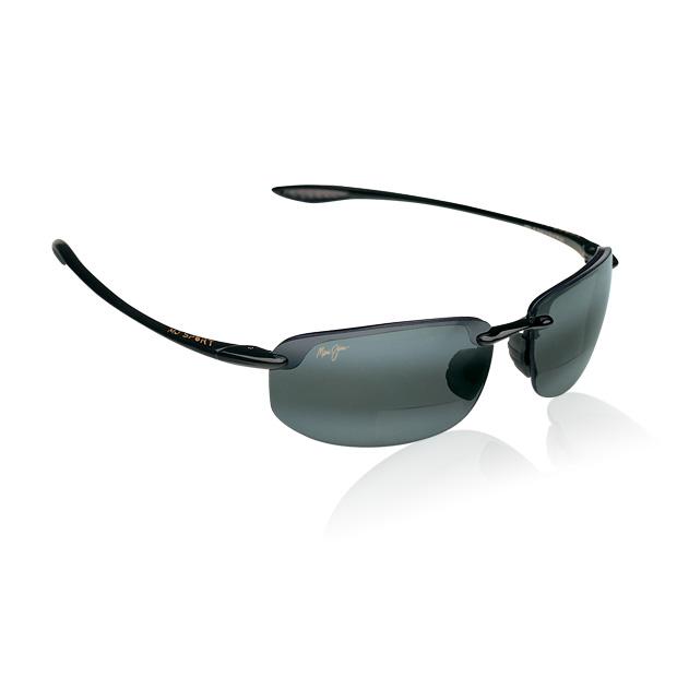 edeb5879a96 Image of Maui Jim Ho okipa Reader +2.50 Polarised Sunglasses - Black   Grey
