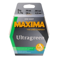 Maxima UltraGreen Fishing Line 50m