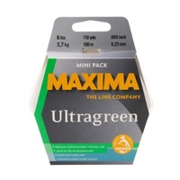 Maxima UltraGreen Fishing Line 100m