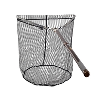 McLean Hinged Tri-Weigh Rubber Net - 14lb