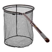 McLean Tele Locking Hinged Handle Weigh Rubber Net
