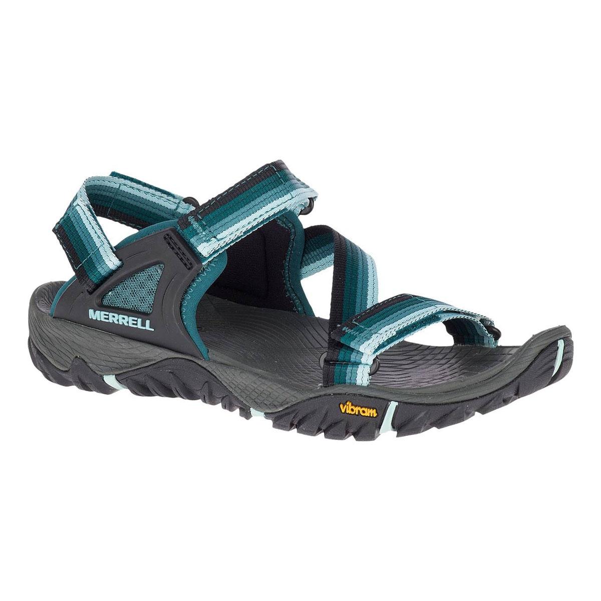 b2ec0774b540 Image of Merrell All Out Blaze Web Sandals (Women s) - Sea Pine