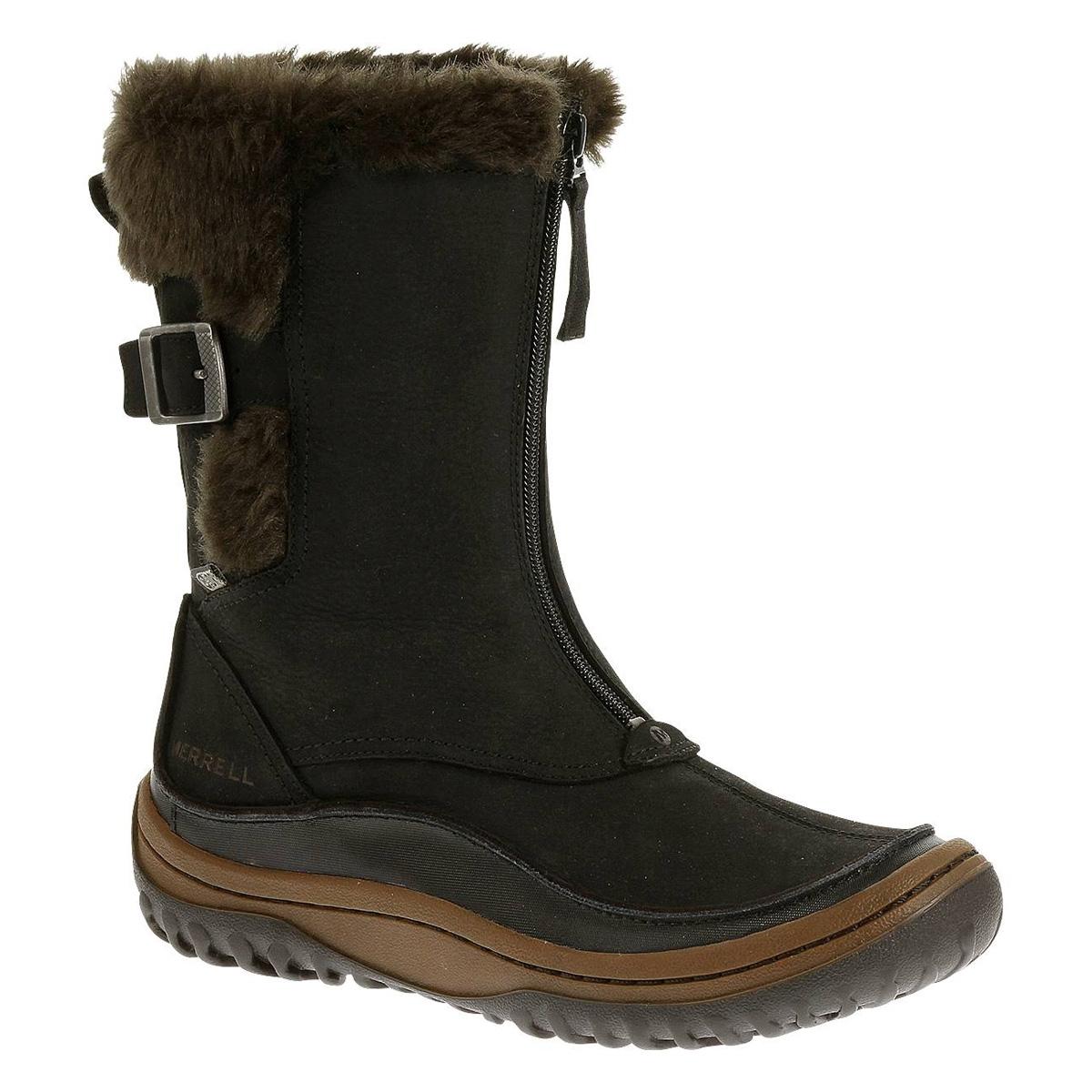 kengät halvalla myynti verkossa uskomattomia hintoja Merrell Decora Motif Waterproof Winter Boots (Women's) - Wild Dove
