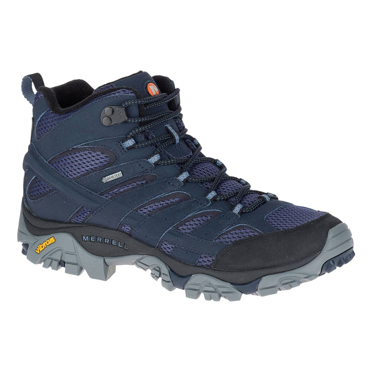 Merrell MOAB 2 MID GTX - Walking boots - navy QqPwZ