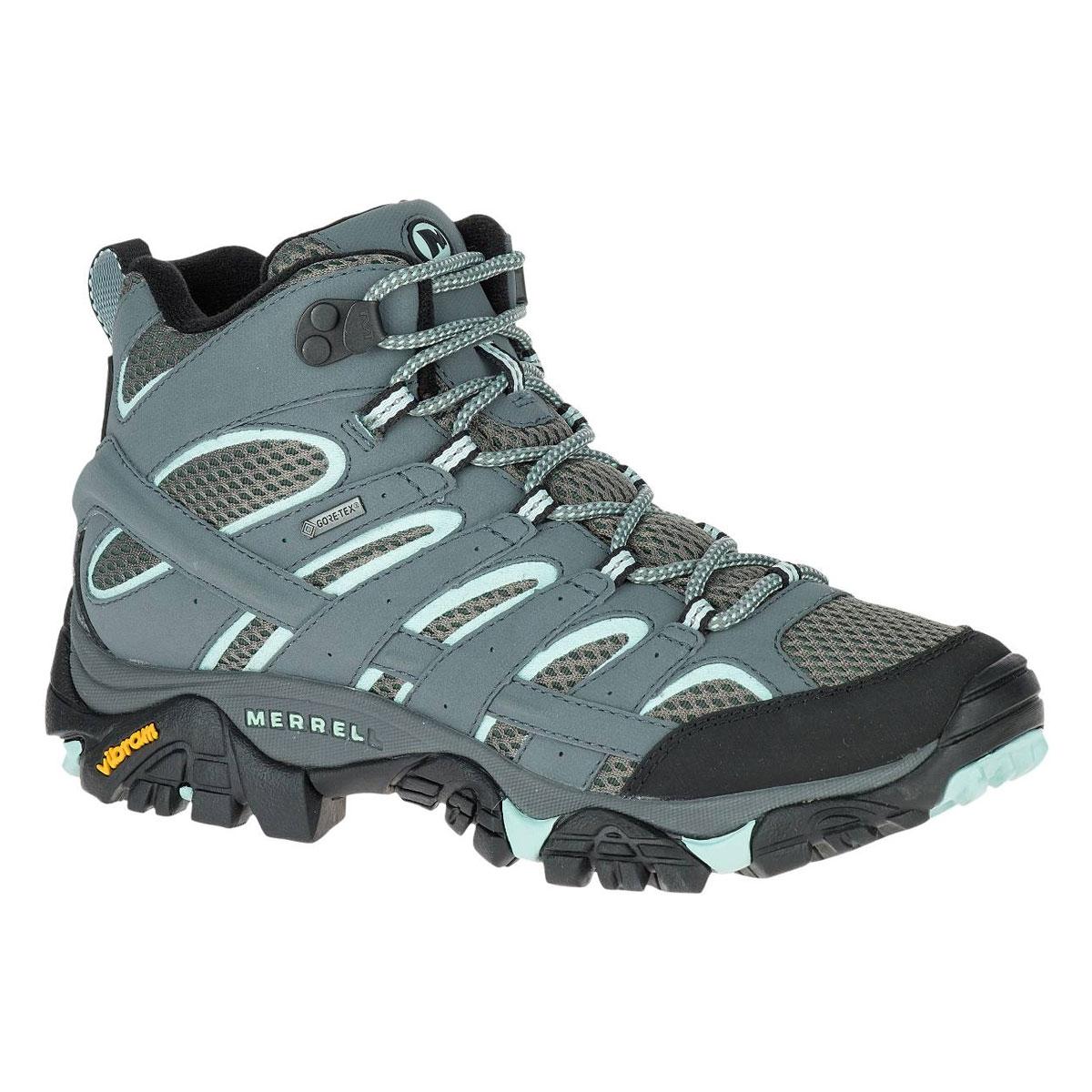 0e83ec0cc91 Merrell Moab 2 MID GTX Walking Boots (Women's) - Sedona Sage