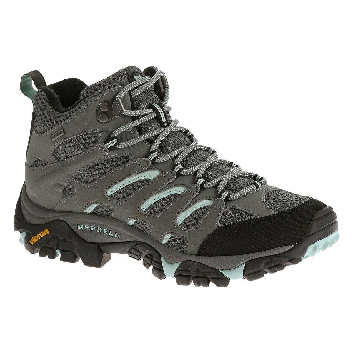 Image of Merrell Moab Mid Gore-Tex Walking Boots (Women s) - Sedona Sage 788942f54d