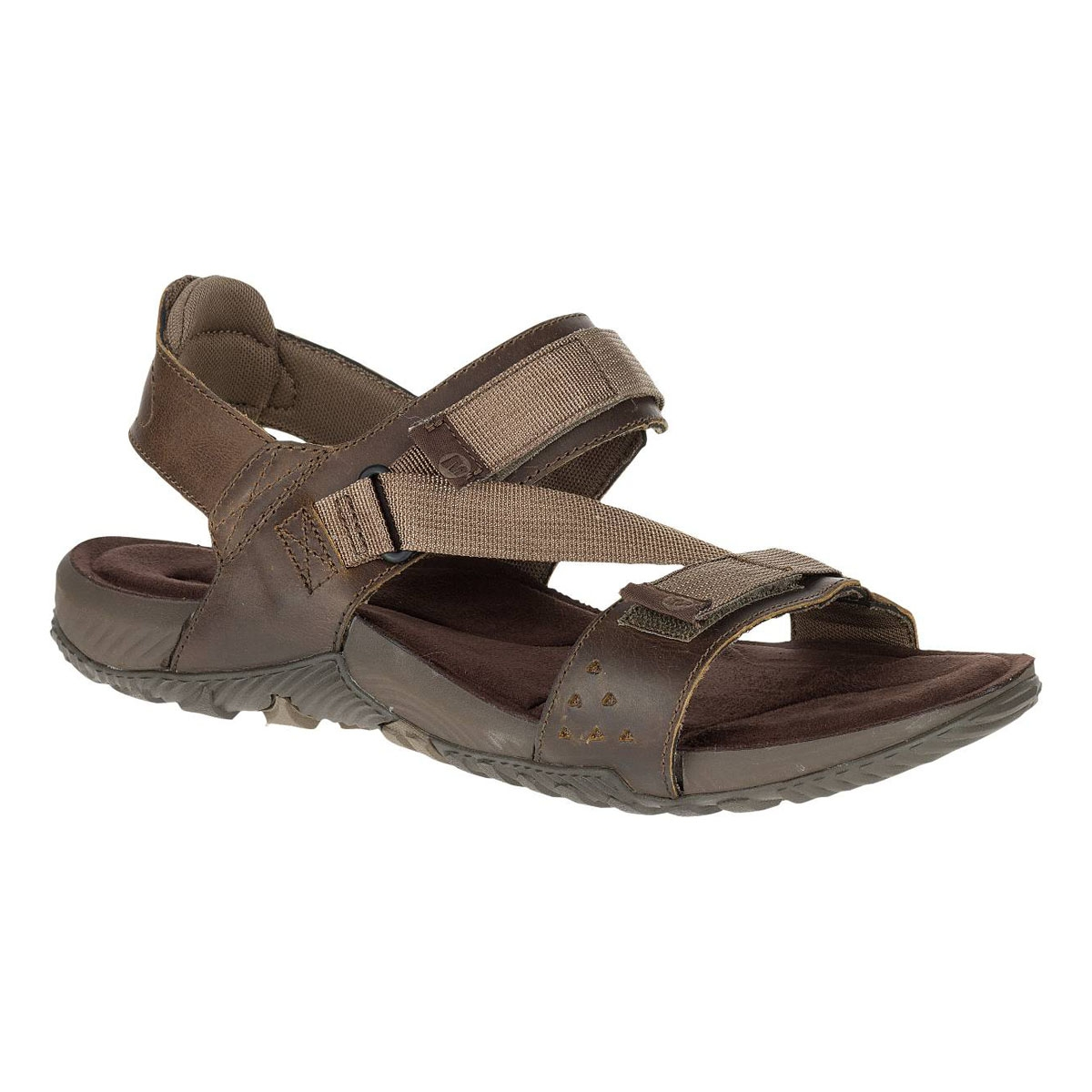7b75e3586f48 Image of Merrell Terrant Strap Sandals (Men s) - Dark Earth