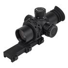 MTC Optics SWAT Prismatic 10x30 ATOM Rifle Scope