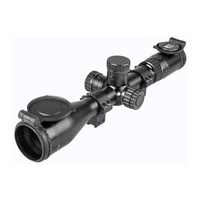 MTC Optics Viper Pro 3-18x50 IR Rifle Scope