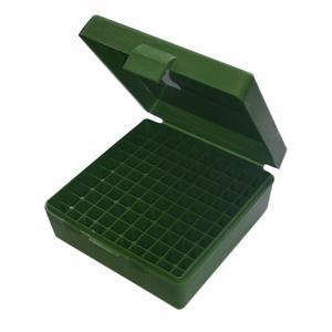Image of MTM Case-Gard P100 .380 Ammo Box - Green