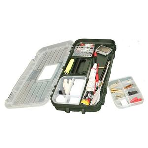 Image of MTM Case-Gard Shooters Range Box - Green