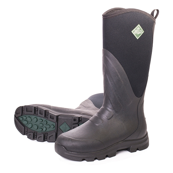 6ae17f8d8aa Muck Boots Grit Wellingtons - Black / Carbon