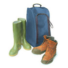 Image of Muddy Boot Bag The Wellington Muddy Boot Bag - LARGE - Blue