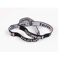 Multimat Elasticated Securing Bands (Embroidered)