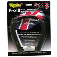 Napier Pro 10 Noise Cancelling Hearing Protection
