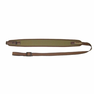 Image of Niggeloh Rifle Sling - Neoprene - Quick Release - Green