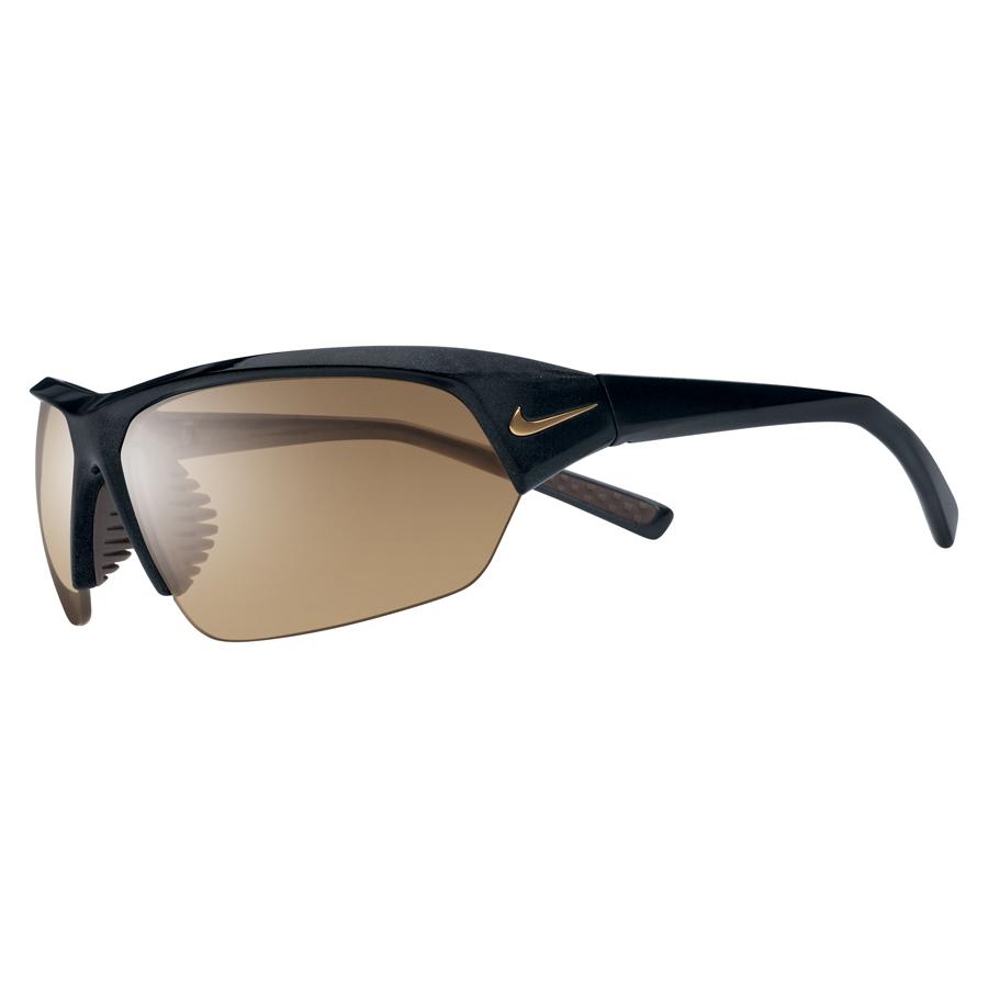 4554c237b08 Image of Nike Skylon Ace Men s Polarized Sunglasses - Onyx   Brown Max  Polarised