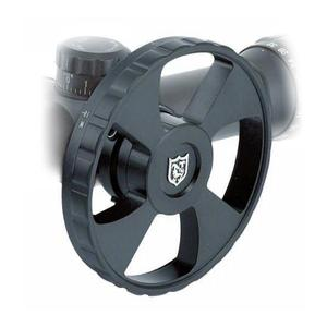 Image of Nikko Stirling 100mm Target Master Tactical Sidewheel