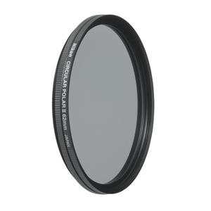 Image of Nikon 62mm Circular Polarizer Filter