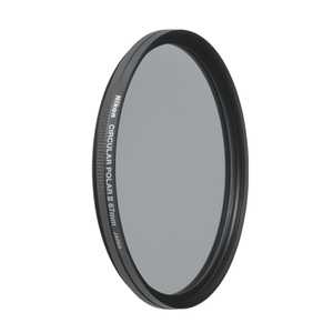 Image of Nikon 67mm Circular Polarizer Filter