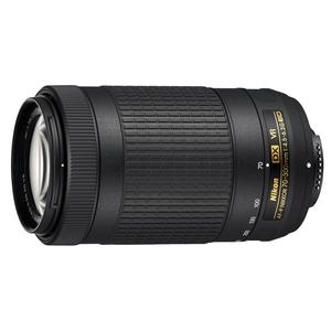 Image of Nikon AF-P DX NIKKOR 70-300MM F/4.5-6.3G ED Lens - Black