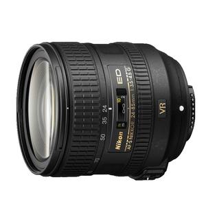 Image of Nikon AF-S 24-85mm f/3.5-4.5 G ED VR Lens - Black