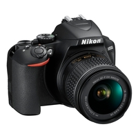 Nikon D3500 DSLR Camera Kit With Af-P DX 18-55mm VR Lens