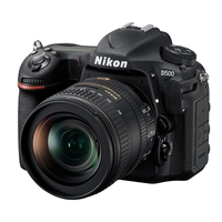 Nikon D500 SLR Camera with 16-80mm f2.8-4 VR Lens