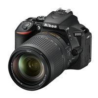 Nikon D5600 SLR Camera With AF-S 18-140mm VR Lens