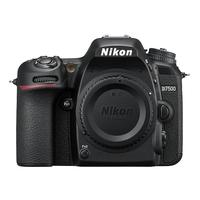 Nikon D7500 20.9MP SLR Camera - Body Only