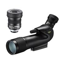 Nikon Prostaff 5 60mm Angled Fieldscope, 16-48x Eyepiece and Stay on Case