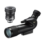 Image of Nikon Prostaff 5 60mm Angled Fieldscope, 16-48x Eyepiece and Stay on Case