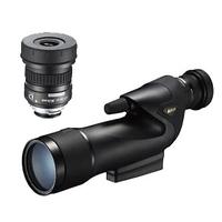 Nikon Prostaff 5 60mm Straight Fieldscope, 16-48x Eyepiece and Stay on Case