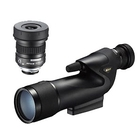 Image of Nikon Prostaff 5 60mm Straight Fieldscope, 16-48x Eyepiece and Stay on Case