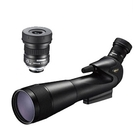 Image of Nikon Prostaff 5 82mm Angled Fieldscope, 20-60x Eyepiece and Stay on Case