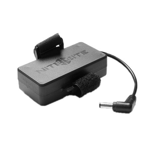 Image of NiteSite 2Ah Scope Mounted Lithium Ion Battery & Strap - for Viper