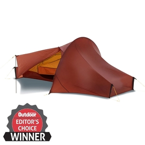 Image of Nordisk Telemark 1 ULW Tent - Burnt Red
