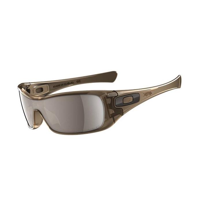 a6ab03f7e5c Image of Oakley Antix Sunglasses - Brown Smoke (Frame)   Tungsten Iridium  Polarised (