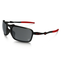Oakley Badman Scuderia Ferrari Collection Polarized Sunglasses