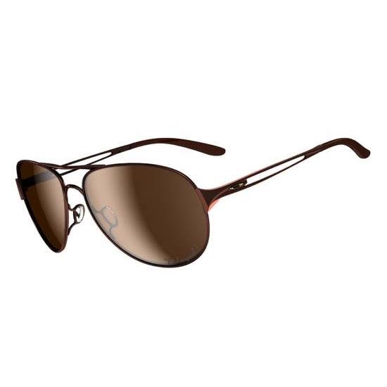 837c41c6e6 Image of Oakley Caveat Women s Polarized Sunglasses - Brunette   Bronze  Polarized