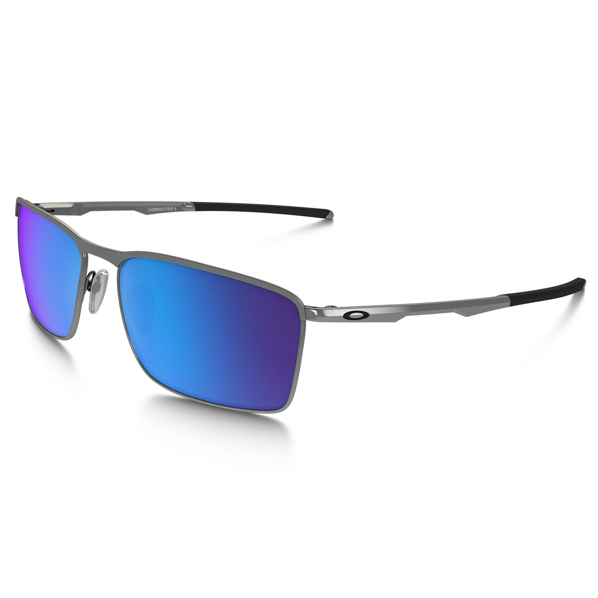66ef38b648 good oakley polarized conductor 6 9318a 247de  discount image of oakley  conductor 6 sunglasses lead frame sapphire iridium lens 08386 68bc1