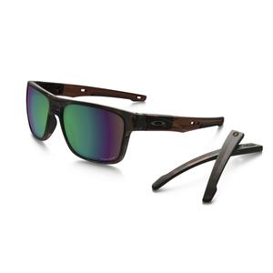 Image of Oakley Crossrange Prizm Shallow Water Polarised Sunglasses - Prizm Shallow Water Polarised