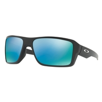Oakley Double Edge Prizm Deep Water Polarized Sunglasses