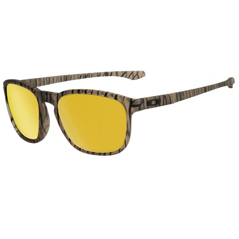 557a7b4a9b7 Image of Oakley Enduro Sunglasses - Urban Jungle Matte Sepia Frame 24K  Iridium Lens