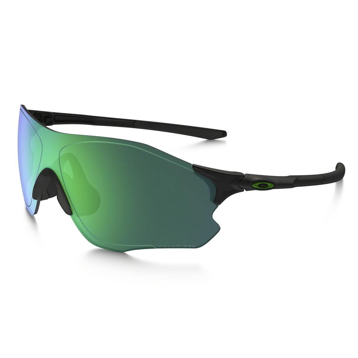 fad304d1d60 Image of Oakley EVZero Path Polarized Sunglasses - Polished Black Jade  Iridium Polarized