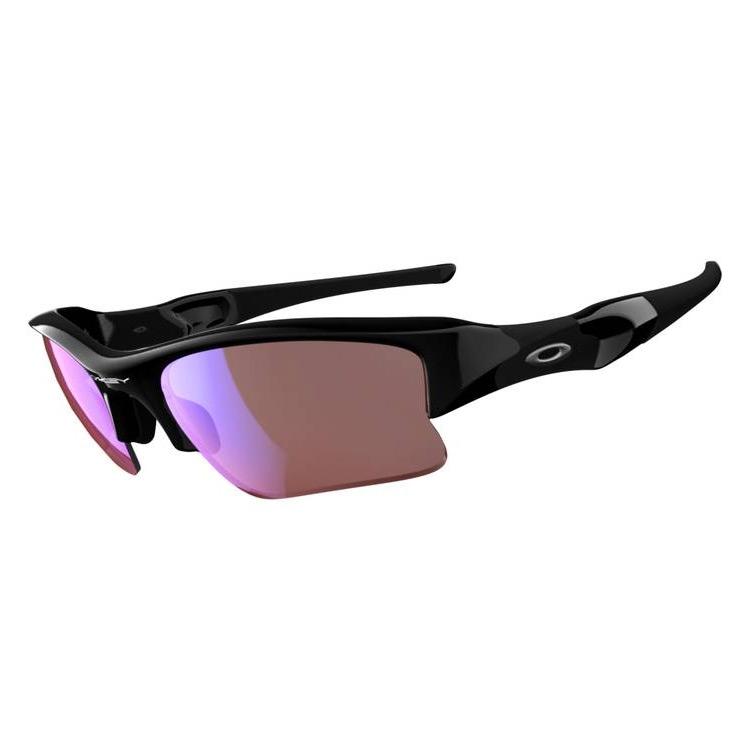 0d1d679c5 Oakley Flak Jacket XLJ Men's Sunglasses - Jet Black / G30 Golf Specific