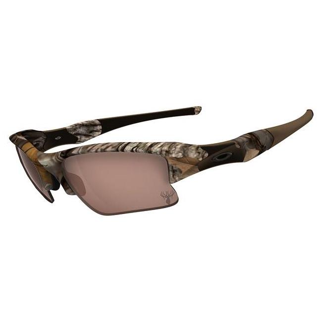 d79e5c46ef ... VR28 Black Iridium (Lens). Image of Oakley King s Camo Flak Jacket XLJ  Sunglasses - Woodland Camo (Frame)